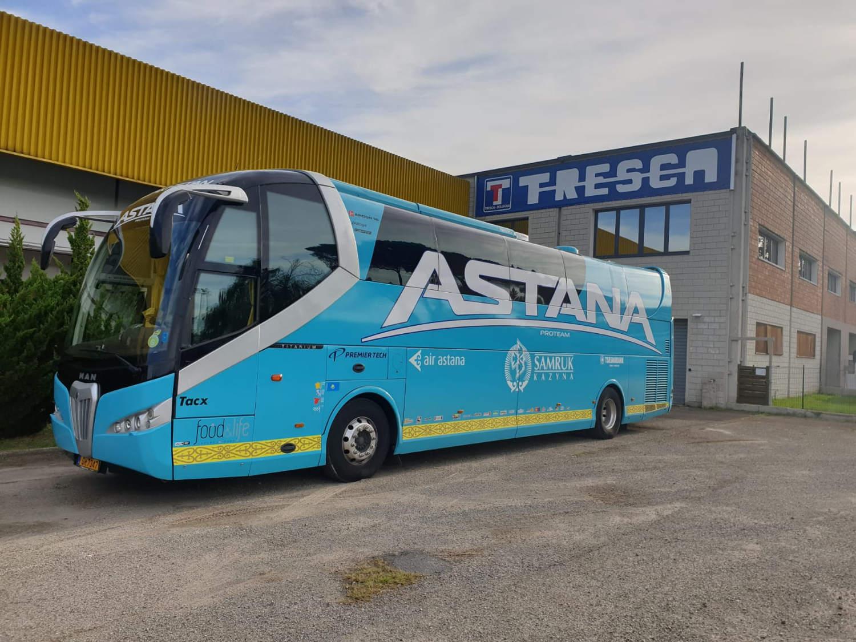 Bus Astana | Tresca
